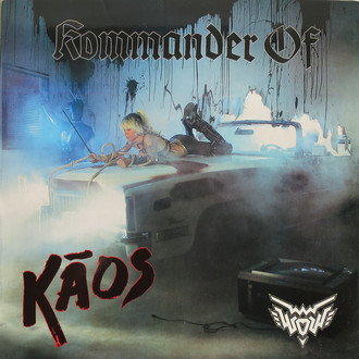 Wendy O. Williams - Kommander of Kaos LP