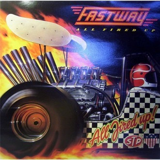 Fastway - All fired up LP
