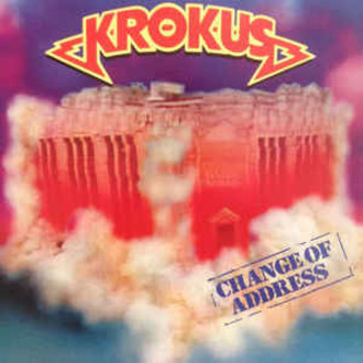 Krokus - Change of Address LP