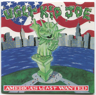 Ugly Kid Joe - American least wanted LP