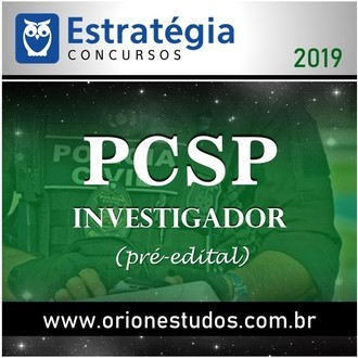 PC-SP (Investigador)