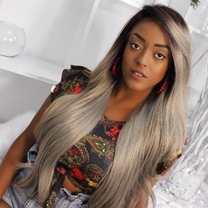 Lace Front wig swiss premium lace wig - Sophia
