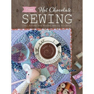 "livro Tilda ""Hot Chocolate Sewing"""