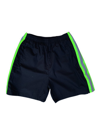 Shorts Black Neon reflect