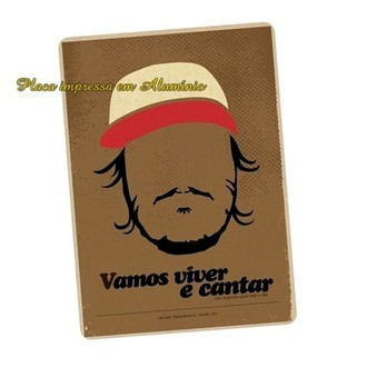 Placa Poster Quadro Decorativa Charlie Brow