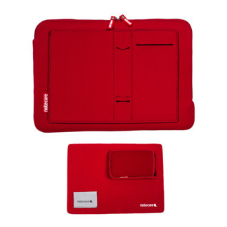 "Case com bolso Notebook 14"" + Kit"