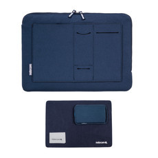 "Case com bolso Notebook 17"" G + Kit"