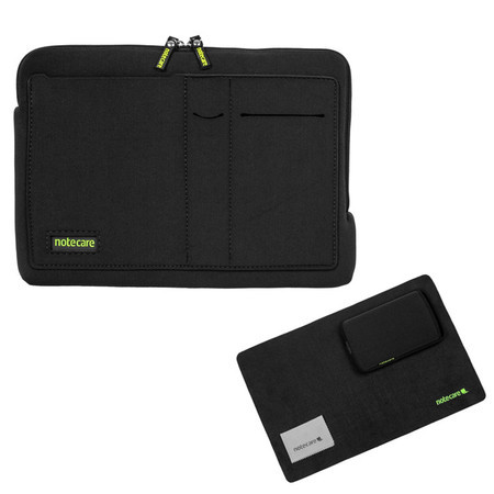 "Case com bolsos Macbook Pro 13"" + Kit"
