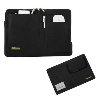 "Case com bolsos Macbook Pro 15"" + Kit"