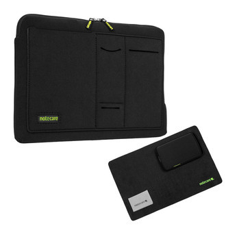 "Case com bolsos Macbook Pro 17"" + Kit"