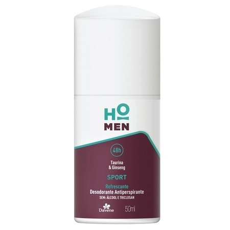 Desodorante roll-on SPORT Refrescante Ho Men (50ml) - Davene