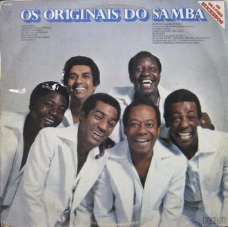 Os Originais do Samba - Os grandes sucessos LP