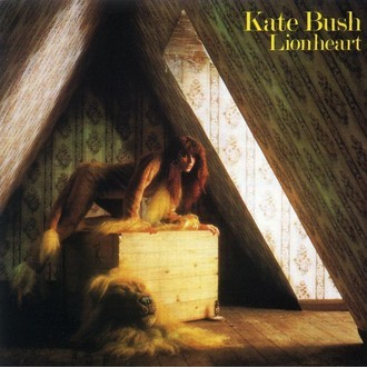 Kate Bush - Lionheart LP