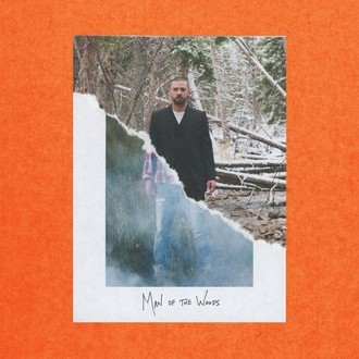Justin Timberlake - Man on the Woods LP duplo (novo/lacrado