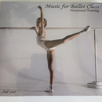 VOCATIONAL TRAINING MUSIC FOR BALLET CLASS 2a série