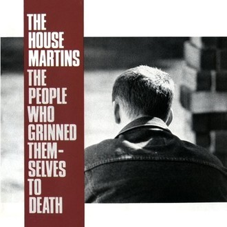 Housemartins The People Who Grinned Themselves to Death LP(capa ruim)