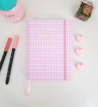 Book bullet journal 100 folhas