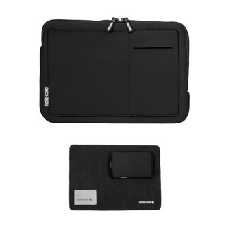 "Case com bolso Notebook 12"" + Kit"