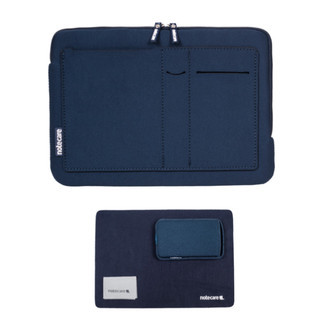 "Case com bolso Notebook 13"" + Kit"