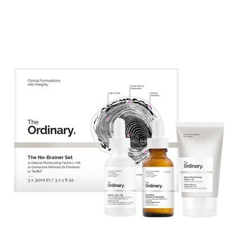 THE ORDINARY® The No-Brainer Set