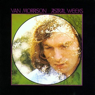 Van Morrison - Astral Weeks LP (excelente estado)