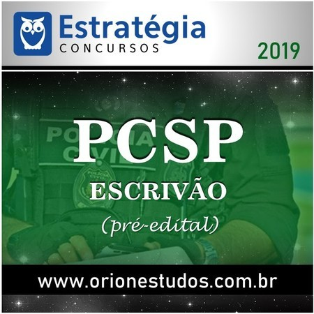 PC-SP (Escrivão)