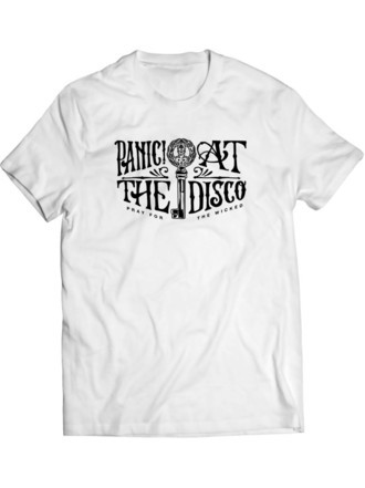 Panic! At The Disco Pray For The Wicked (Camiseta Unissex)