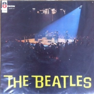 The Beatles - Beatles 65 LP (stereo/excelente estado)