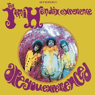 The Jimi Hendrix Experience - Are you experienced? LP (novo/lacrado)