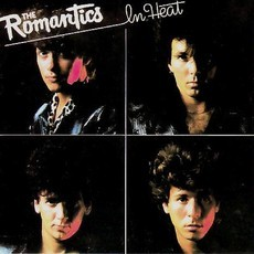The Romantics - In Heat LP (com release)