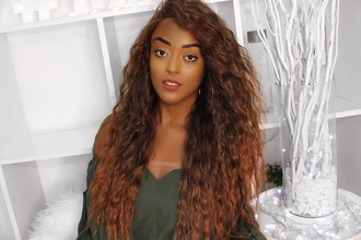 Lace Front wig swiss premium lace wig - Luanda
