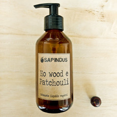 Sabonete líquido vegetal Ho wood e pathouli - 200 mL
