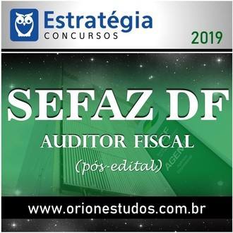 SEFAZ-DF (Auditor Fiscal)