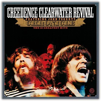 Creedence Clearwater Revival - Chronicle LP duplo (novo/lacrado)