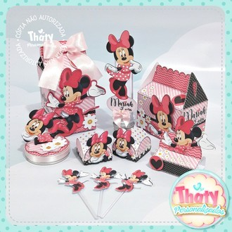 Kit Festinha Minnie