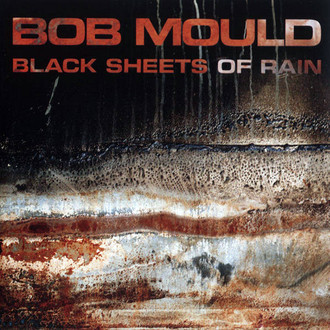 Bob Mould - Black Sheets of rain LP (180g/importado/como novo)