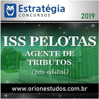 ISS-Pelotas (Auditor Fiscal)