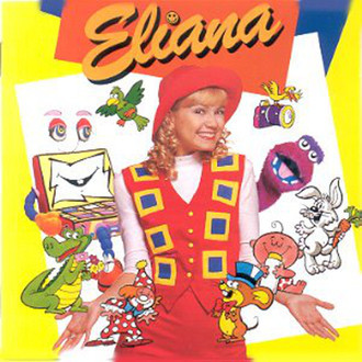 Eliana (álbum de 1995) LP