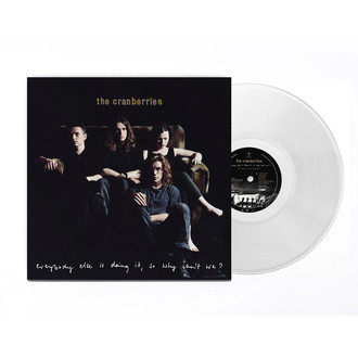 Cranberries - Everybody else is doing LP (reed limitada/vinil branco)