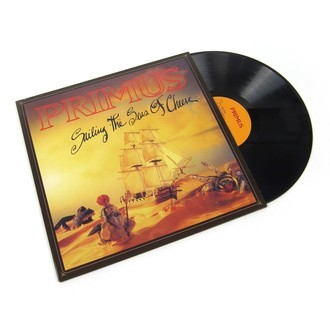 Primus - Sailing the seas of cheese LP (novo/lacrado)