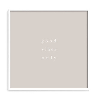 [ quadro good vibes only ]