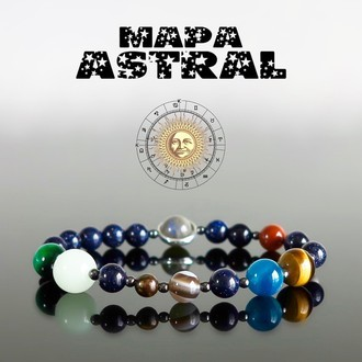 Pulseball MAPA ASTRAL - Mix de Pedras