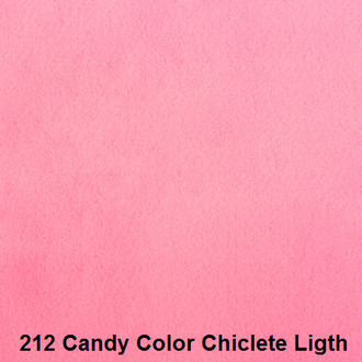 Feltro Candy Color Chiclete Ligth