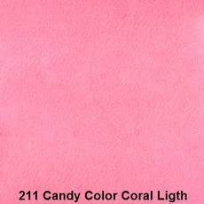 Feltro Candy Color Coral Ligth