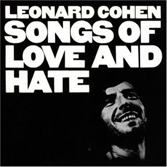 Leonard Cohen - Songs of love and hate LP (novo/lacrado/180g)