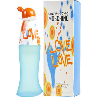 Cheap & Chic I Love Love Moschino EDT - Perfume Feminino 100 ml