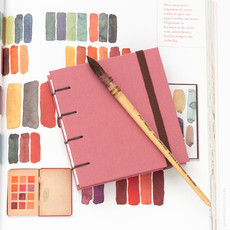 Sketchbook Aquarela Mini - Marsala