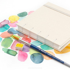 Sketchbook para Aquarela - Canvas