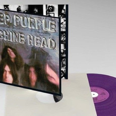 Deep Purple - Machine Head LP (novo/lacrado/vinil roxo)