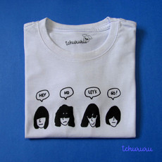 Camiseta Hey Ho!
